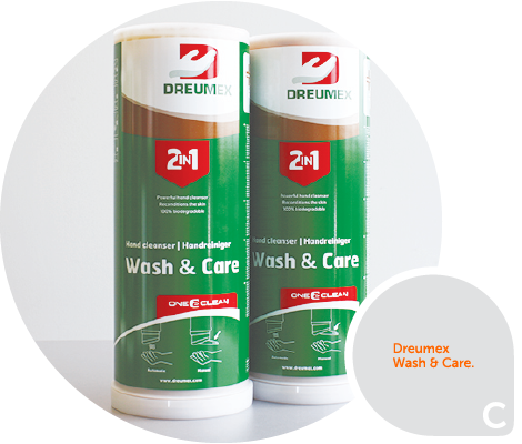 Dreumex Wash and Care refill image