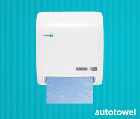 autotowel - electronic paper towel dispenser