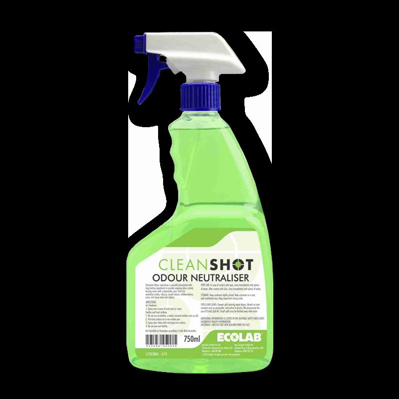 cleanshot odour