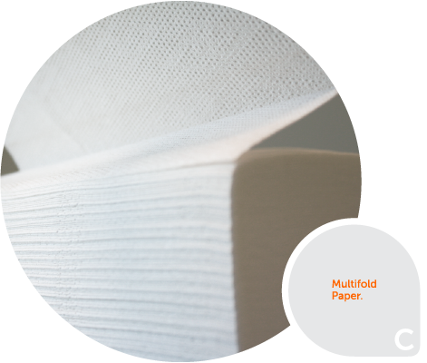 Hygiene Systems Multifold Paper Product Image