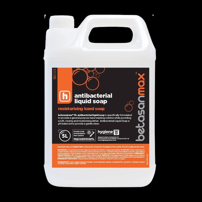 Betasanmax antibac liquid soap
