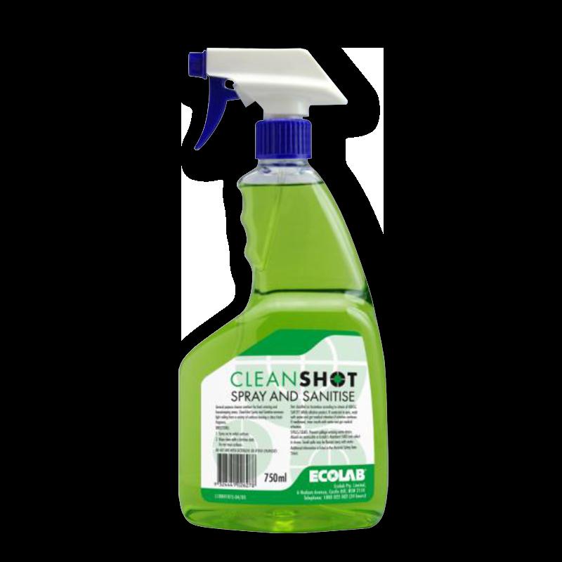 cleanshot spray n san