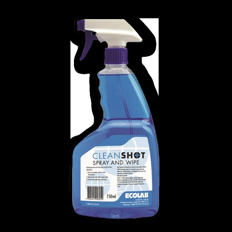 cleanshot spray n wipe